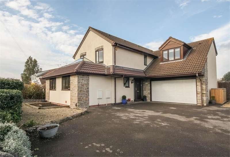 4 Bedrooms Detached House for sale in 1 Barton Close, Alveston, BRISTOL, Gloucestershire