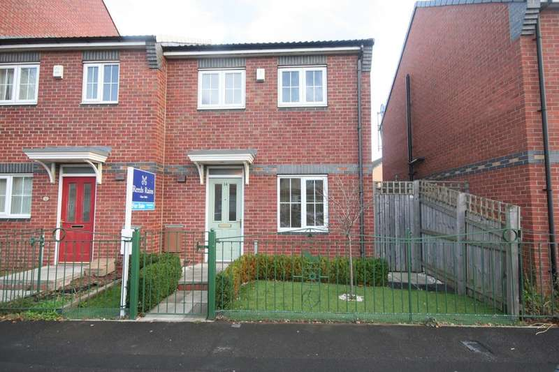 3 Bedrooms Semi Detached House for sale in Abbeygate, Middlesbrough, TS5