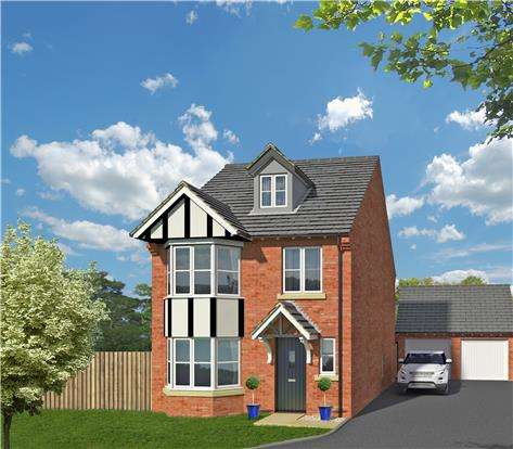 4 Bedrooms Detached House for sale in ViEW HOME EVENT - New Dawn View, Stroud Road, GLOUCESTER, GL1 5LQ