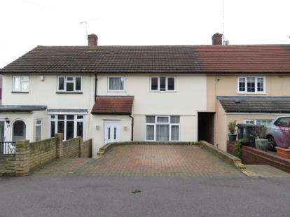 3 Bedrooms Terraced House for sale in Loughton, Essex