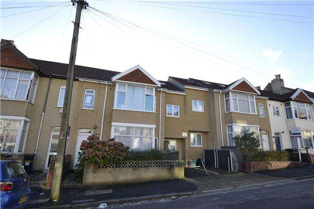 1 Bedroom Flat for sale in Beverley Road, Horfield, Bristol, BS7 0JJ