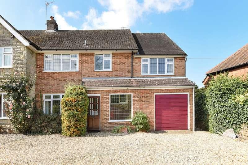 4 Bedrooms Semi Detached House for sale in Upperton, Brightwell Baldwin, Watlington, OX49