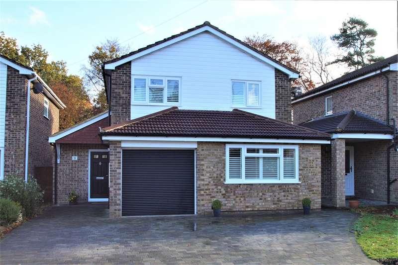 4 Bedrooms Detached House for sale in Oaktree Way, Sandhurst, Berkshire, GU47