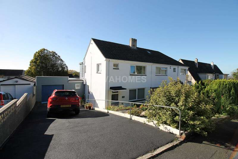 3 Bedrooms Semi Detached House for sale in Extended, Garage, Driveway