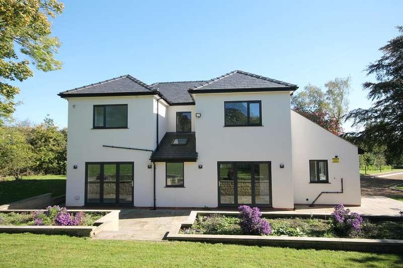 4 Bedrooms Detached House for sale in Bury & Rochdale Old Road, Heywood, OL10 4BQ