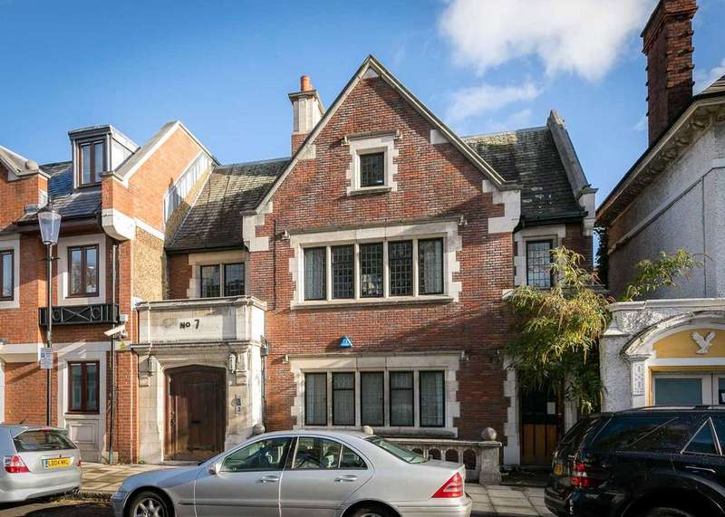 6 Bedrooms Terraced House for sale in St Mary Abbots Place, Kensington, W8