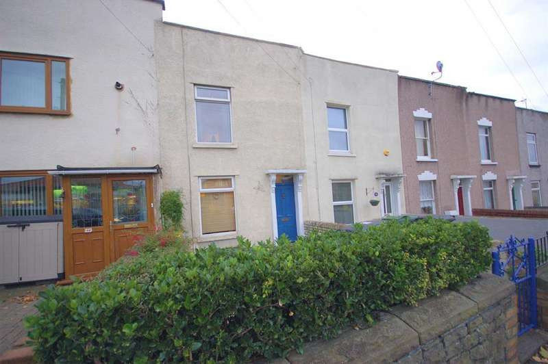 2 Bedrooms Terraced House for sale in Two Mile Hill Road, Bristol, BS15 1BP