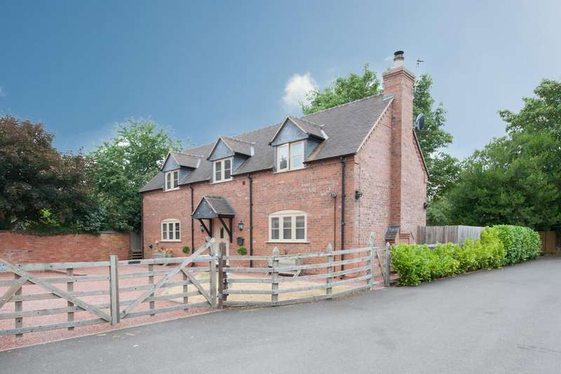 3 Bedrooms Detached House for sale in The Square, Elford, Tamworth