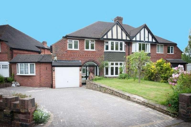 4 Bedrooms Semi Detached House for sale in Grange Road, Erdington, Birmingham