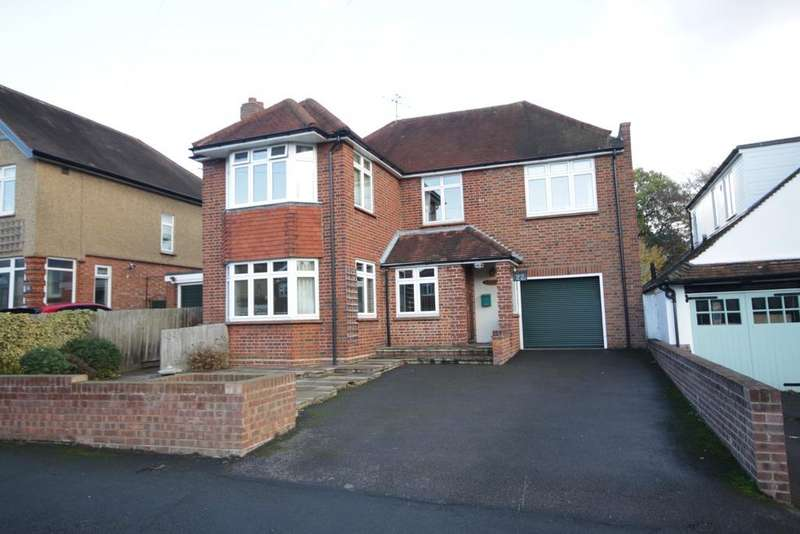4 Bedrooms Detached House for sale in Belmont Park Avenue, Maidenhead