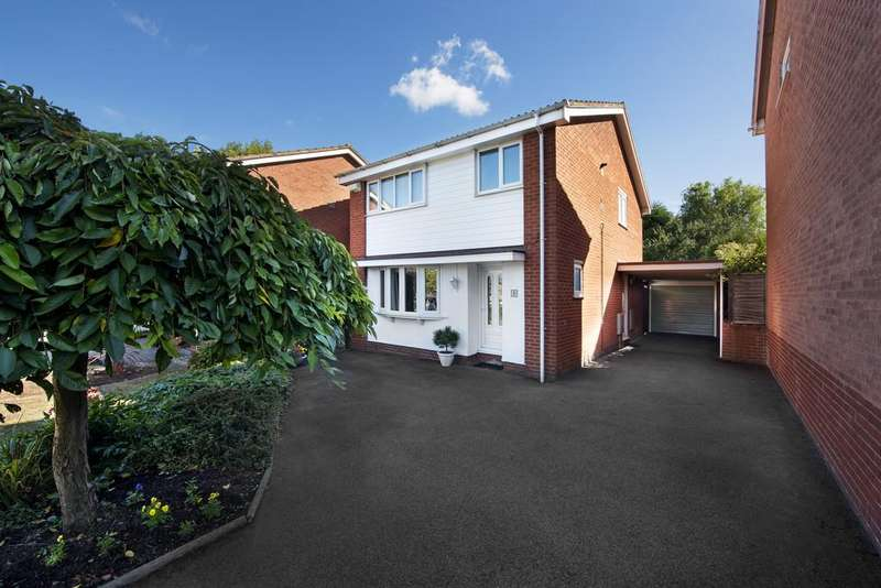 4 Bedrooms Detached House for sale in Beechcroft Road, Castle Bromwich