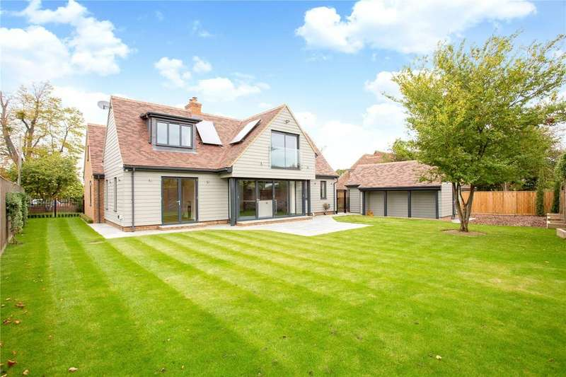 4 Bedrooms Detached House for sale in Church Road, Cookham, Maidenhead, Berkshire, SL6