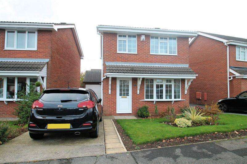 3 Bedrooms Detached House for sale in Bielby Avenue, Billingham