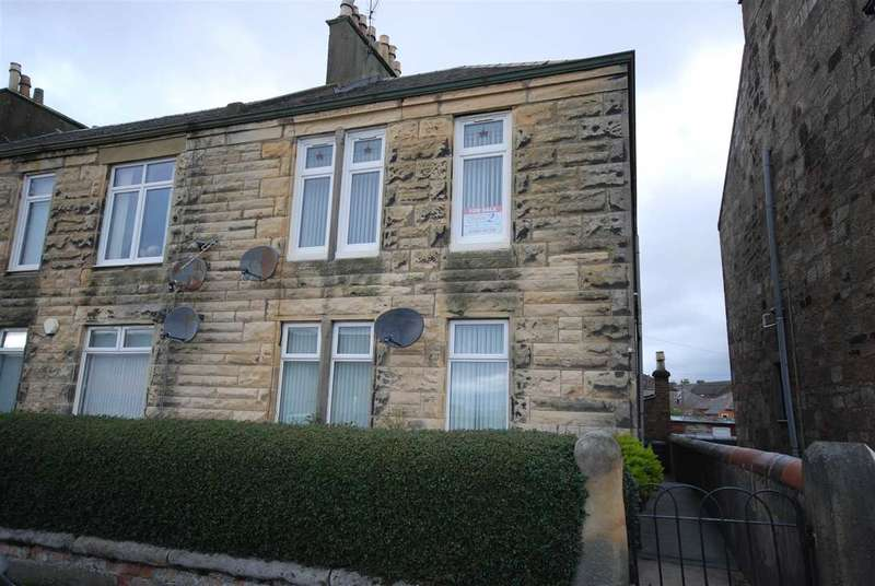 1 Bedroom Apartment Flat for sale in Parkend Road, Saltcoats