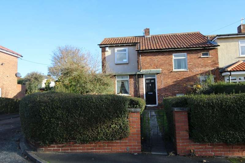2 Bedrooms Terraced House for sale in Keswick Grove, Slatyford, Newcastle Upon Tyne, NE5