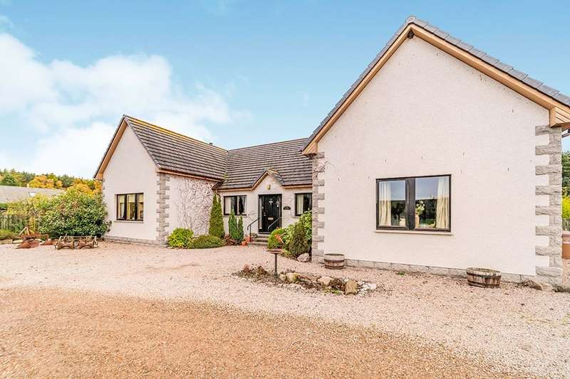 4 Bedrooms Detached Bungalow for sale in Orton, Fochabers, IV32
