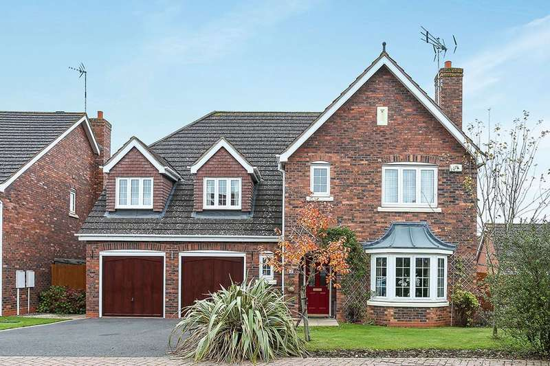 5 Bedrooms Detached House for sale in Sandringham Close, Coventry, CV4