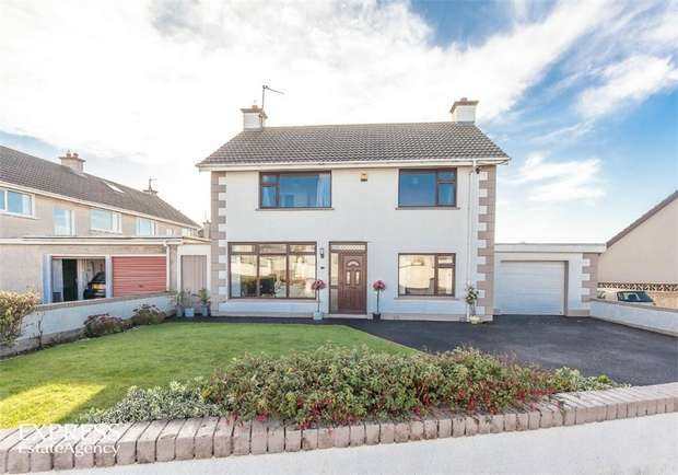 3 Bedrooms Detached House for sale in Portstewart Road, Portrush, County Antrim