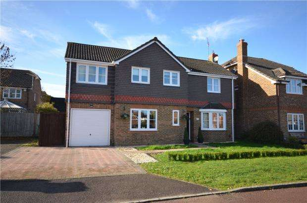 4 Bedrooms Detached House for sale in Park Lane, Binfield, Bracknell