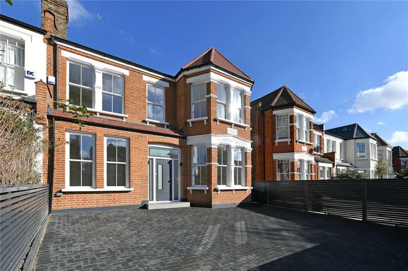 6 Bedrooms Property for sale in Redbourne Avenue Finchley London