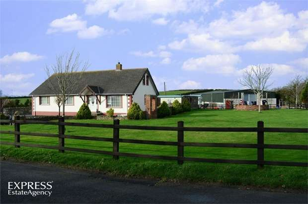 3 Bedrooms Detached House for sale in Crew Road, Ardglass, Downpatrick, County Down