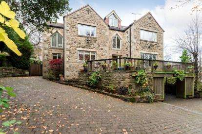 5 Bedrooms Detached House for sale in Manchester Road, Sheffield, South Yorkshire