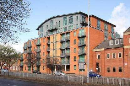 Flat for sale in Jet Centro, 79 St. Marys Road, Sheffield, South Yorkshire