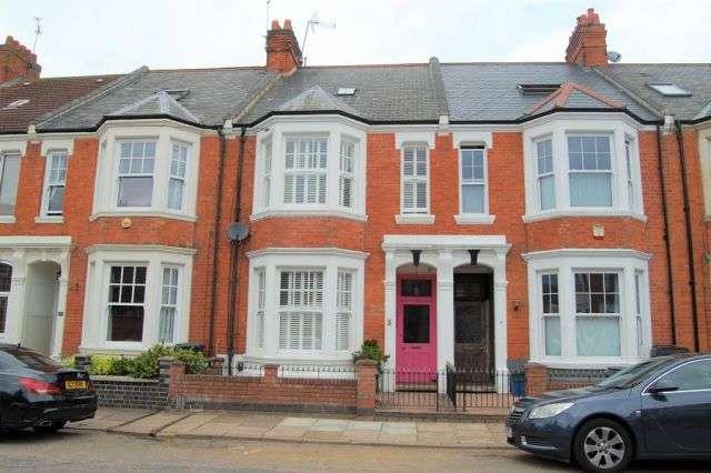 5 Bedrooms Terraced House for sale in Birchfield Road, Abington, Northampton NN1 4RF