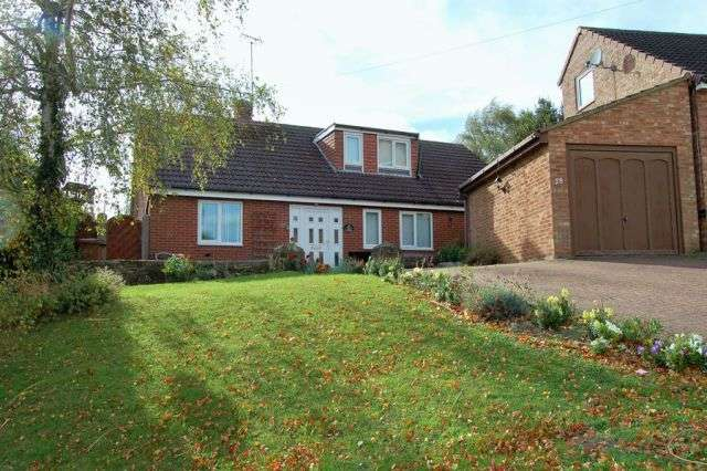 4 Bedrooms Detached Bungalow for sale in Grafton View, Wootton, Northampton NN4 6HQ