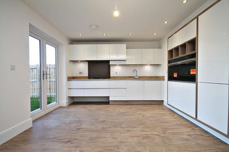 4 Bedrooms Detached House for sale in High Grange Way, Wingate, Durham