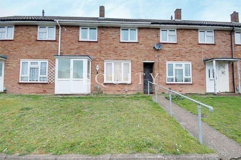 2 Bedrooms Terraced House for sale in Kirkwood Road, Luton, LU4