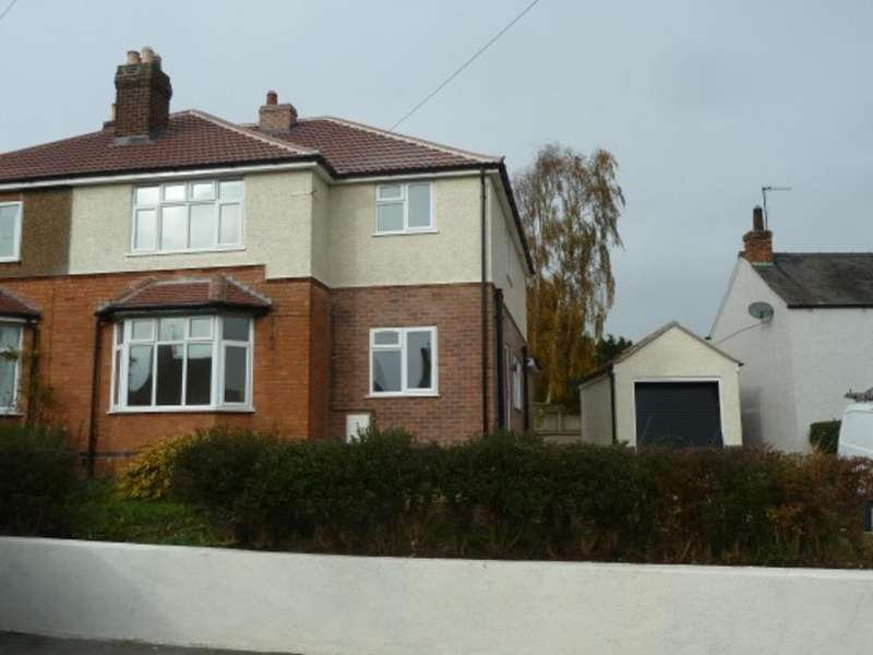 4 Bedrooms Semi Detached House for sale in Burton Lazars