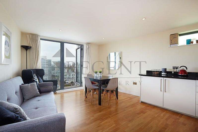 2 Bedrooms Apartment Flat for sale in Parkview Apartments, Chrisp Street, E14
