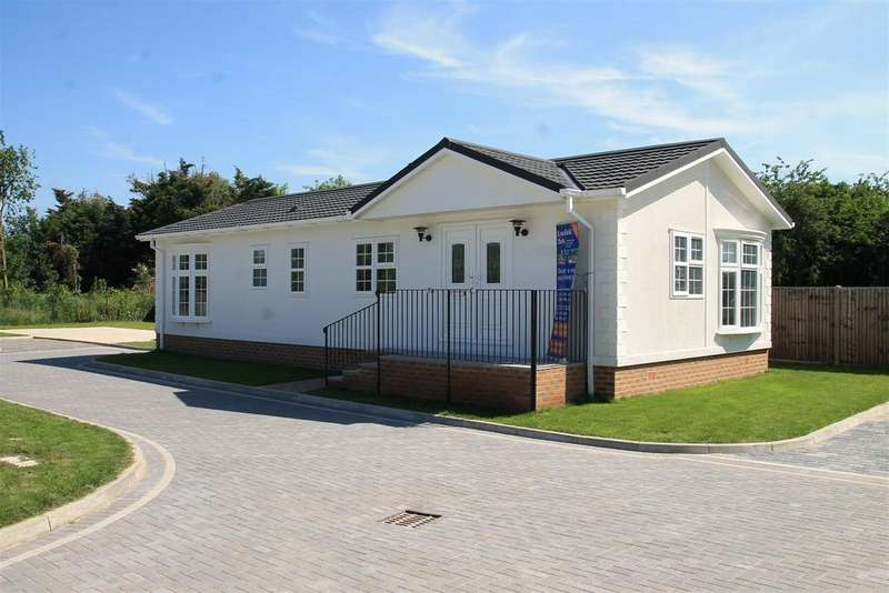 3 Bedrooms Park Home Mobile Home for sale in Lyngfield Park, Bray