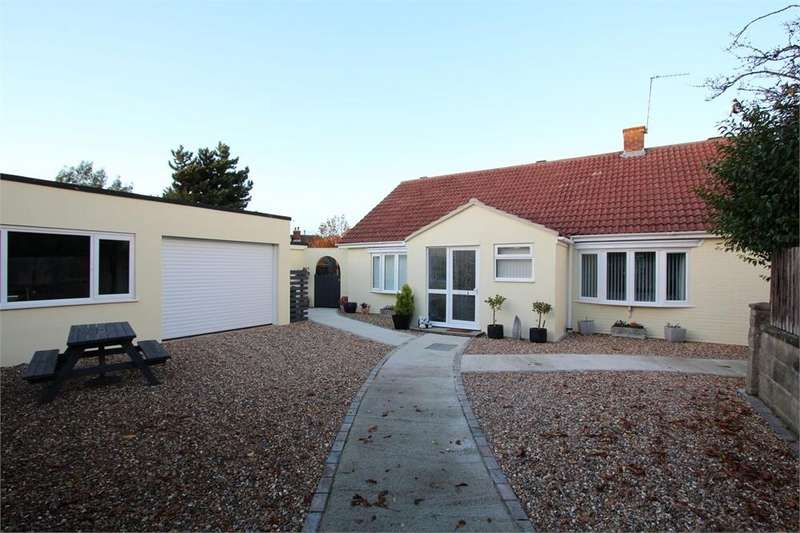 2 Bedrooms Detached Bungalow for sale in Feltham Hill Road, Ashford, Surrey