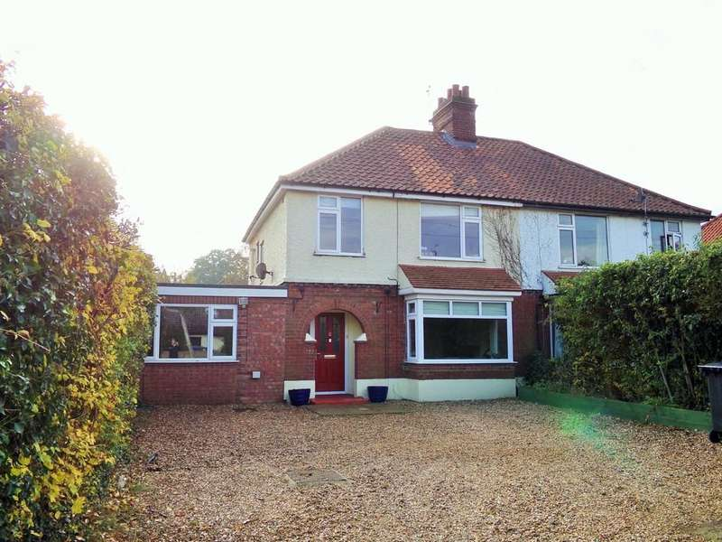 5 Bedrooms Semi Detached House for sale in Norwich
