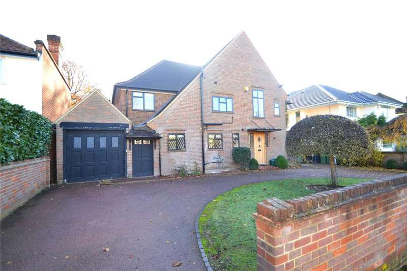 5 Bedrooms House for sale in Langley Way, Cassiobury, Watford, Hertfordshire, WD17