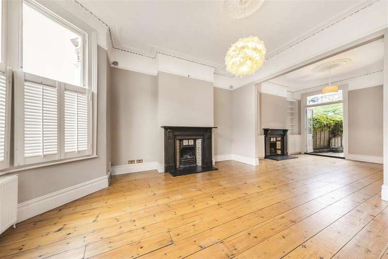 4 Bedrooms Terraced House for sale in Elms Crescent, SW4