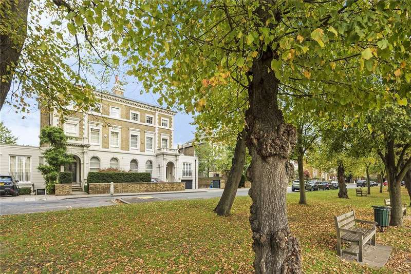 6 Bedrooms Semi Detached House for sale in Pembroke Villas, The Green, Richmond, Surrey, TW9
