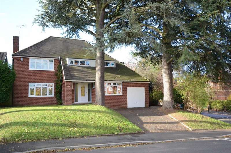 4 Bedrooms House for sale in St. Johns Road, Stafford