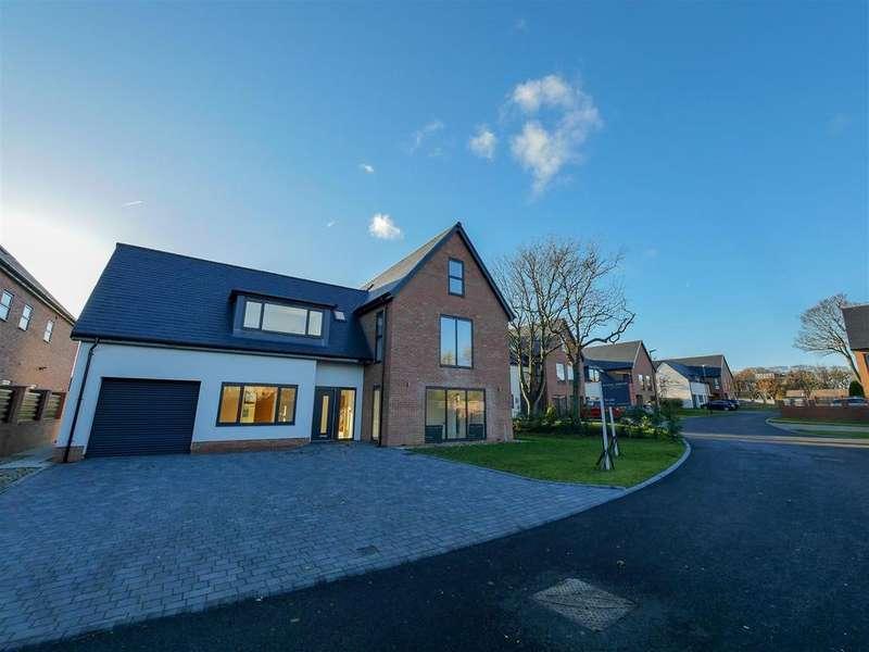 6 Bedrooms Detached House for sale in Belford Close, Ashbrooke, Sunderland