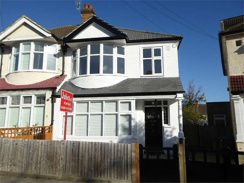 3 Bedrooms Semi Detached House for sale in Dixon Road, London