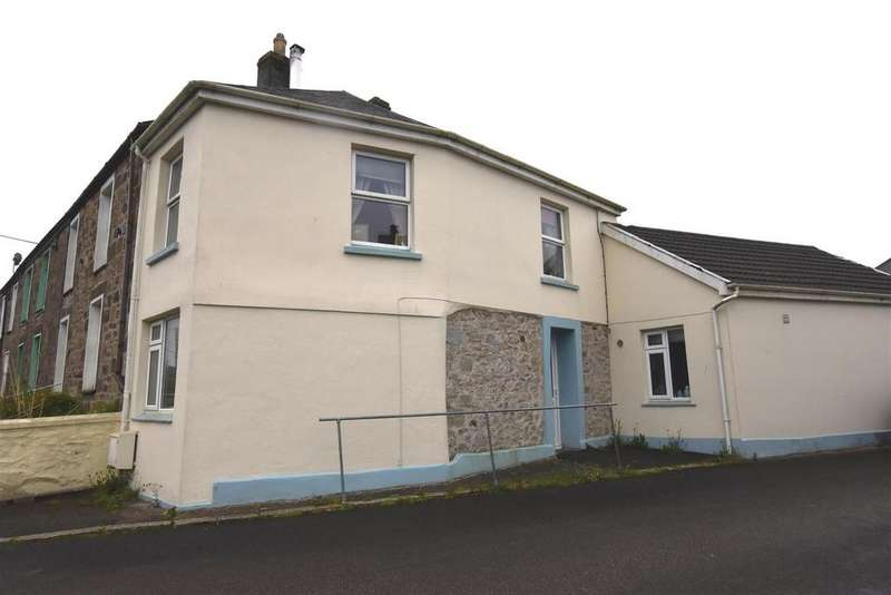 2 Bedrooms End Of Terrace House for sale in Laity Road, Troon, Camborne