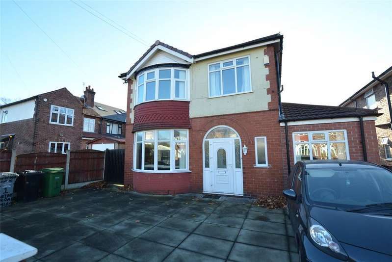 4 Bedrooms Semi Detached House for rent in Welney Road, Manchester, Greater Manchester, M16