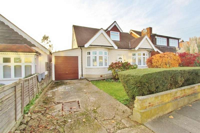 4 Bedrooms Detached House for sale in Ascension Road, Romford
