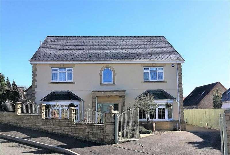 6 Bedrooms Detached House for sale in Coed Y Bronallt, Swansea, SA4