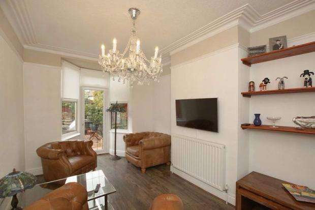 3 Bedrooms Terraced House for sale in Queens Road, St George, BS5 8HR