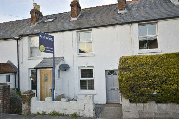 3 Bedrooms Terraced House for sale in Alresford Road, Winchester, Hampshire