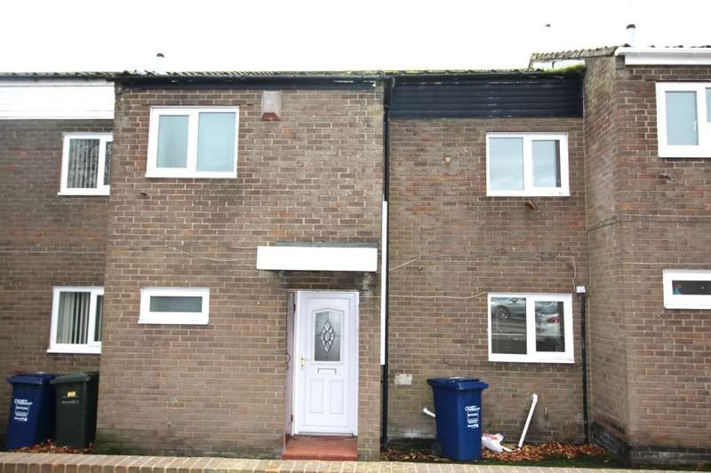 3 Bedrooms Terraced House for sale in Lordenshaw, West Denton, Newcastle Upon Tyne, NE5