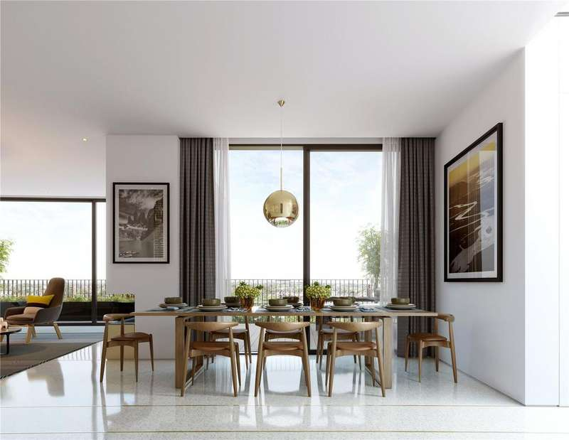 3 Bedrooms Flat for sale in Television Centre, Wood Lane, London W12